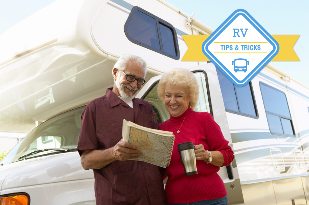 6 Tips for Getting the RV Ready for the Trip South